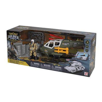 Rescue Force 攻擊直升機組