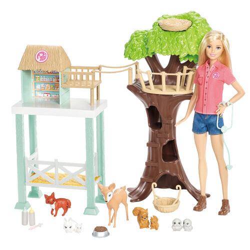 Barbie芭比森林動物救援組