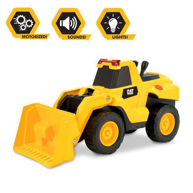 CAT 電動挖土機