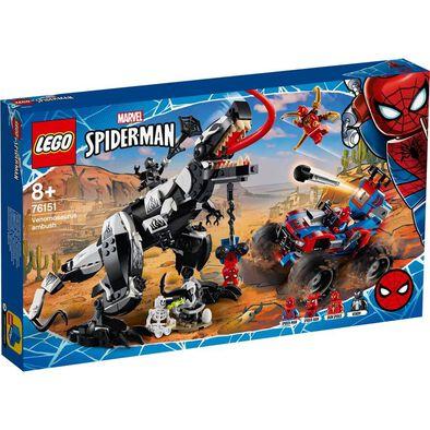 LEGO樂高 76151 Venomosaurus Ambush