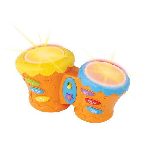 BRU Infant & Preschool 寶寶的邦哥鼓