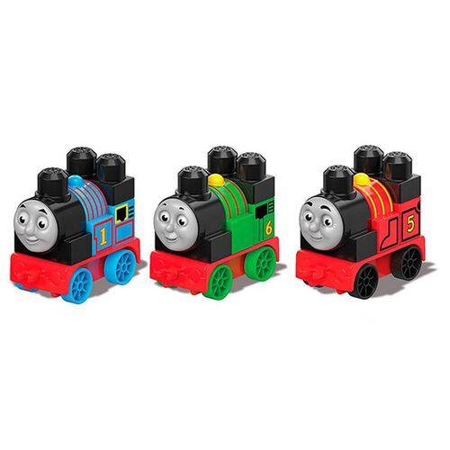 Mega Bloks美高積木大大積木湯瑪士小火車
