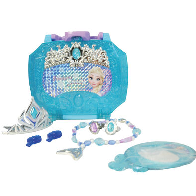Disney Frozen迪士尼冰雪奇緣首飾提盒組