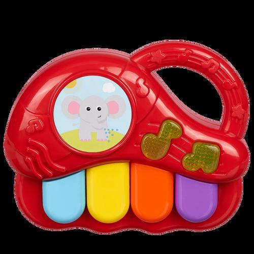 Top Tots天才萌寶 卡通音樂玩具-鋼琴 - 隨機發貨