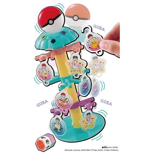 Pokemon寶可夢搖搖樹平衡遊戲