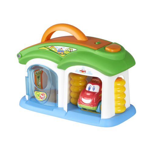 Speed City極速都市 Junior 寶寶迷你充電洗車場