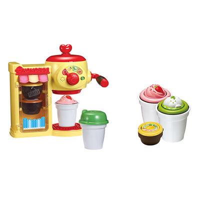 Kongsuni小荳娃娃甜蜜咖啡廳