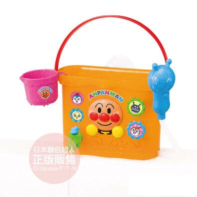 Anpanman麵包超人 樂趣多多!幼兒趣味遊戲水桶