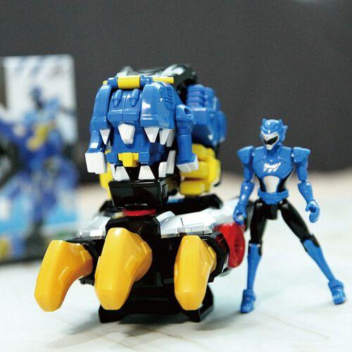 Miniforce迷你特工隊 暴龍戰騎