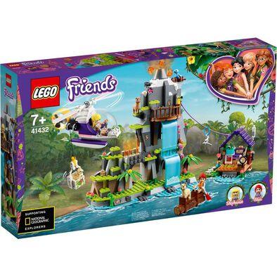 LEGO樂高好朋友系列 41432 叢林羊駝救援