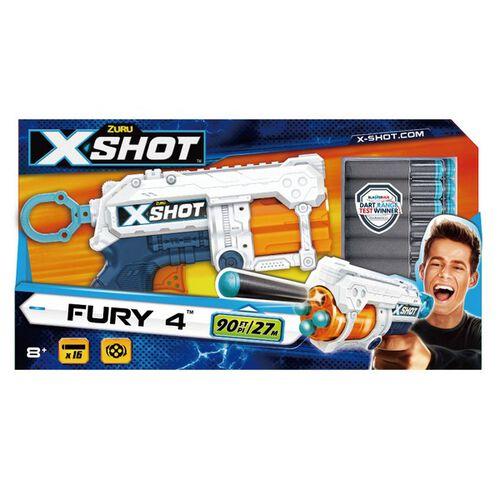 Zuru X-Shot 4發射擊器