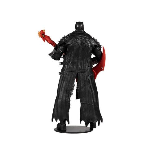 DC麥法蘭 7吋 黑暗之夜 死亡金屬 蝙蝠俠 w/黑暗天父 配件