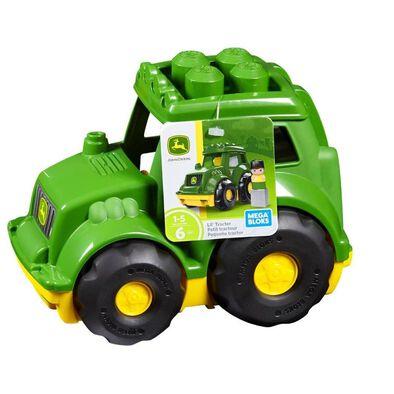 Mega Bloks美高積木 強鹿拖拉機