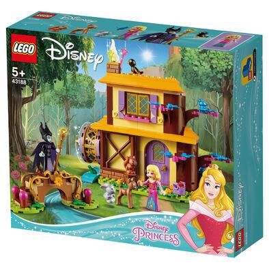 LEGO樂高奧蘿拉的森林小屋43188
