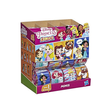 Disney迪士尼迷你卡通公主盲包 - 隨機發貨