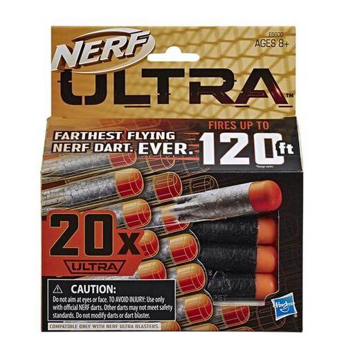 NERF  極限系列20發特殊彈標