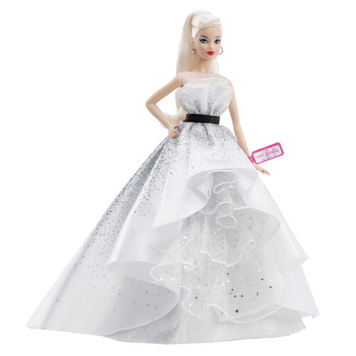 Barbie芭比60週年紀念版娃娃