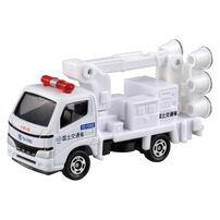 Tomica多美 No﹒032 國土交通省照明用車