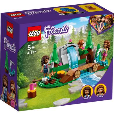 Lego樂高 41677 森林瀑布