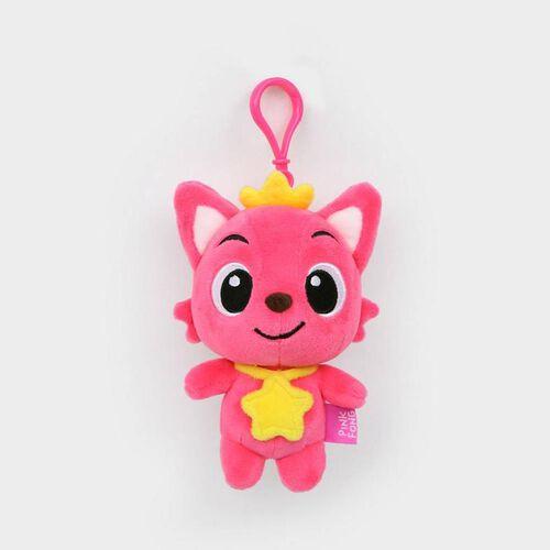 Pinkfong碰碰狐 絨毛隨行吊飾