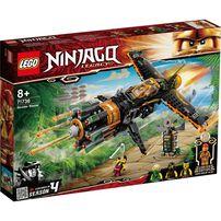 LEGO樂高 71736 忍者機關炮飛行機