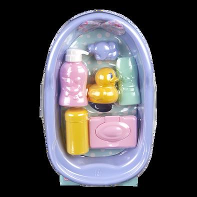 Baby Blush 玩具娃娃洗澡配件組