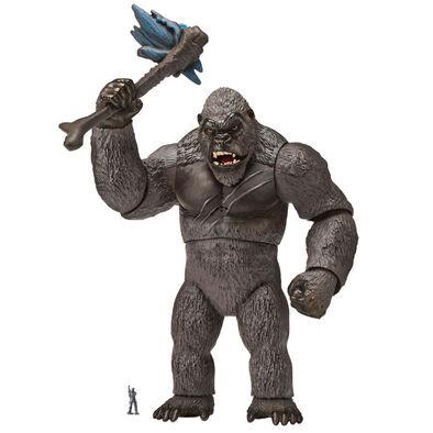 Godzilla vs. Kong哥吉拉大戰金剛: 13吋金剛豪華公仔