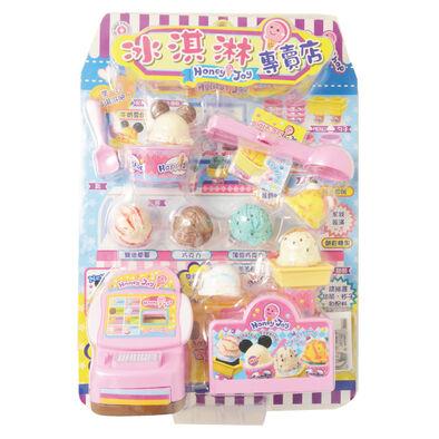 Tai Sing大生 家家酒玩具-冰淇淋專賣店
