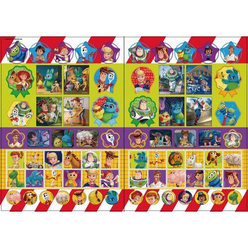 Toy Story玩具總動員4有故事貼畫