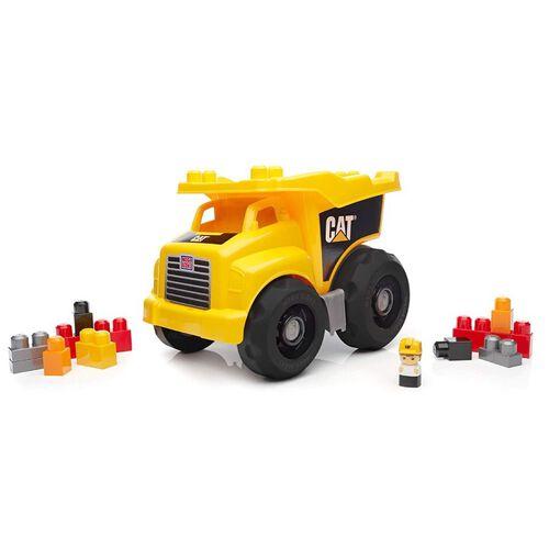 Mega Bloks美高積木大台工程傾卸車