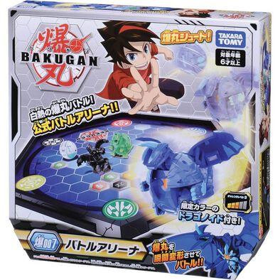Bakugan爆丸BP-007 爆丸戰鬥場 藍