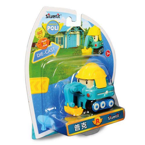 Robocar Poli波力救援小英雄合金車系列 普克