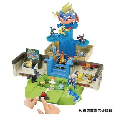 Pokemon寶可夢 精靈寶可夢 櫻木研究所