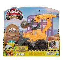Play-Doh培樂多 車輪系列 挖土工程機