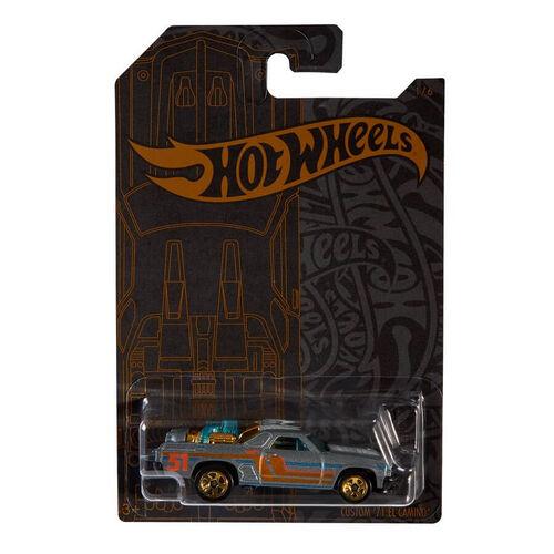Hot Wheels風火輪光面合金小車系列 - 隨機發貨