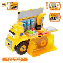 CAT工具車