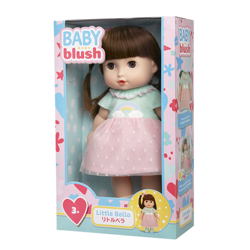 Baby Blush 12吋可愛娃娃小貝拉