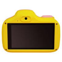 VisionKids HappiCAMU T3  3200萬像素觸控式兒童數位相機(Wifi版) 粉紅