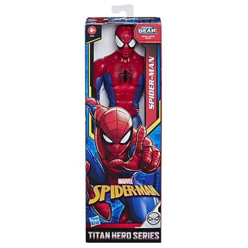 Marvel漫威 蜘蛛人Spiderman 12吋經典蜘蛛人人物 - 隨機發貨