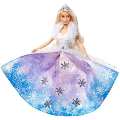 Barbie芭比冬雪公主
