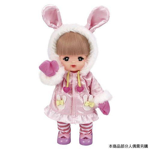 Mell Chan小美樂 兔子羽絨外套
