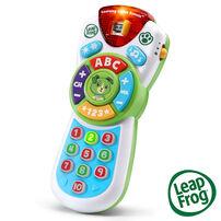 LeapFrog 美國跳跳蛙 新版學習遙控器 綠色