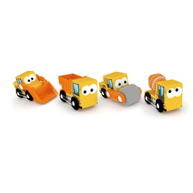 J'adore 木製工程小車組