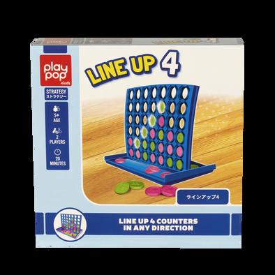 Play Pop 四連棋策略遊戲
