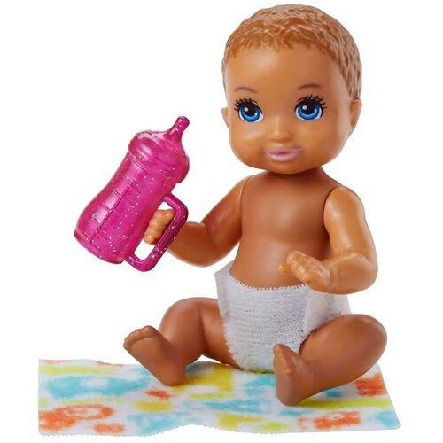 Barbie芭比娃娃嬰兒照顧配件組