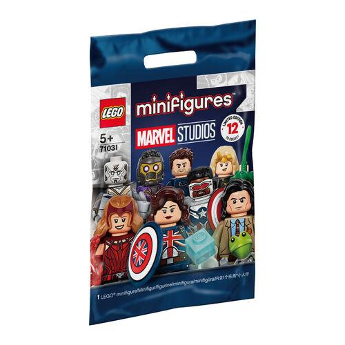 Lego樂高71031 Minifigures Marvel Studios(成箱36入販售85折價)- 加送驚喜禮物包
