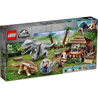LEGO樂高 75941 Indominus Rex vs. Ankylosaurus