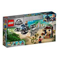 LEGO樂高侏儸紀世界系列 75934 Dilophosaurus on the Loose 積木 玩具