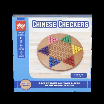 Play Pop 木製跳棋