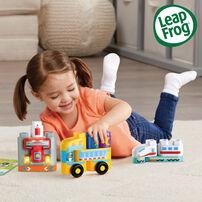 Leap Frog跳跳蛙 小小建築師-鐵道快車公路組